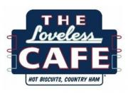 No Crumbs Left Book Signing & Talk at the Loveless Cafe