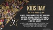 Vanderbilt Men's Basketball Kids Day