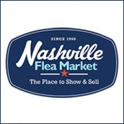Nashville Flea Market each month in Nashville