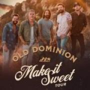 Old Dominion | Make It Sweet Tour