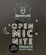 Nyumbarista's Open Mic Nite