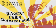 20th Annual Ragin' Cajun Crawfish Boil