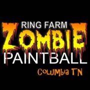 Ring Farm Zombie Paint Ball