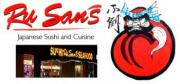 Ru San's Japanese Sushi & Seafood Restaurant