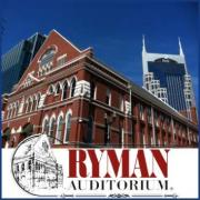 Ryman Auditorium Nashville Tennessee