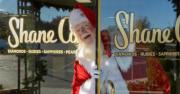 Free Pictures with Santa Black Friday Weekend at Shane Co.
