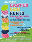 Easter Egg Hunt in Williamson County