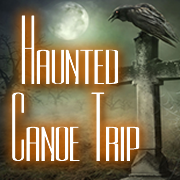 Haunted Canoe the Caney