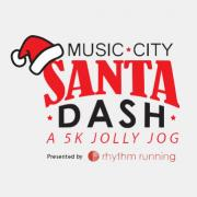 Music City Santa Dash