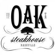Oak Steakhouse at The Westin Nashville