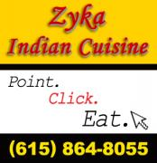 Zyka Indian Cuisine