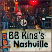 Live Music at B.B. King's Blues Club in Nashville Tennessee