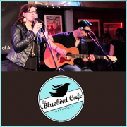 Brittany Blaire at the famous Bluebird Cafe Nashville Tennessee