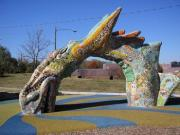 Fannie Mae Dees/ Dragon Park