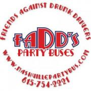 Fadd's Party Bus in Nashville TN