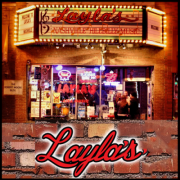 Layla's Bluegrass Inn downtown Nashville Tennessee