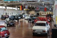 Inside The Lane Motor Museum