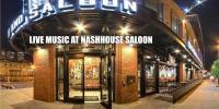 Friday Oct 30th - Live Music at NashHouse!