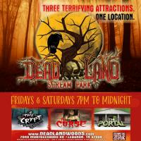 Dead Land Scream Park Lebanon Tennessee