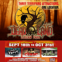 Dead Land Scream Park Lebanon Tennessee