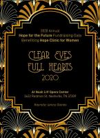 Hope for the Future Gala