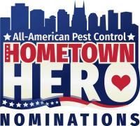 2021 Hometown Hero Award Presented By All-American Pest Control