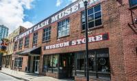 The Johnny Cash Museum downtown Nashville TN