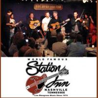 Enjoy Live Bluegrass Music at the Station Inn in Nashville Tennessee