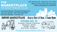 The Marketplace in East Nashville