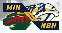 Nashville Predators vs. Minnesota Wild