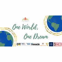 One World, One Dream: A Virtual Event Benefiting Refugees