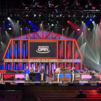 Grand Ole Opry Live in Music City Nashville Tennessee