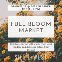 Full Bloom Market - presented by Siler + West