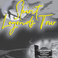 Spirit Legends Tour at Two Rivers Mansion Nashville Tennessee
