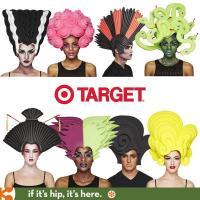 Target Halloween Wigs