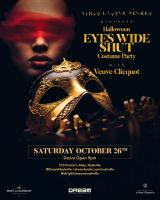 Dirty Little Secrets Presents: Halloween EYES WIDE SHUT Costume Party with Vueve Clicquot