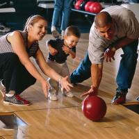 Bowling with Kids