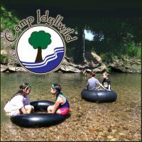 tubing at summer camp Idyllwild in Nashville TN