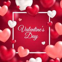 Valentines Day in Nashville Tennessee
