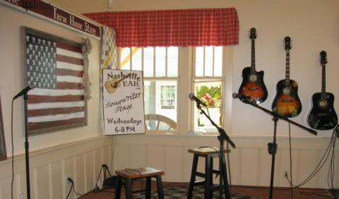 Nashville's Best Songwriters Stages and Listening Rooms