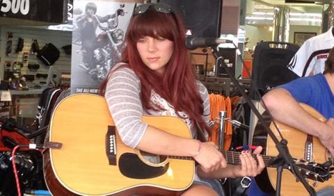 Live Music featuring Crystal Chandler live in Nashville Tennessee