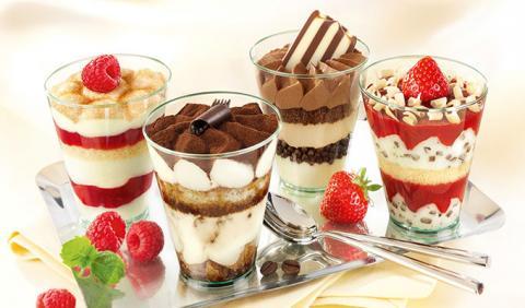 Desserts and Ice Cream shops