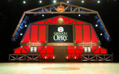 Most famous live music venue in the world - Grand Ole Opry