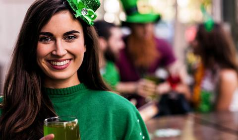 Celebrate St Patrick's Day in Nashville Tennessee