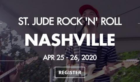 Register Now for the St Judes Rock 'n' Roll Marathon