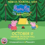 Peppa Pig at TPAC