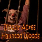 Bloody Acres Haunted Woods