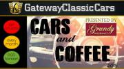 Cars and Coffee Presented By: Grundy Insurance