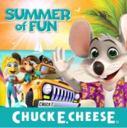 Chuck E. Cheese Summer of Fun Concert Series