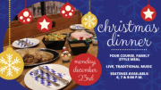 Christmas Dinner at Bavarian Bierhaus